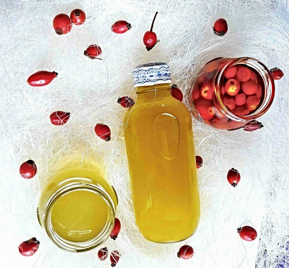 Bylinné oleje – výroba