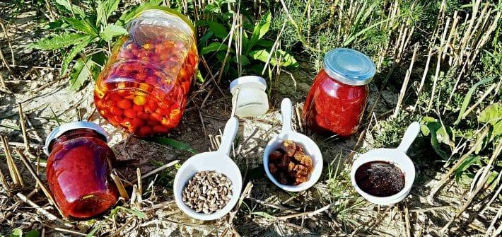 Jesenné domáce recepty