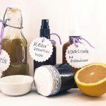 Základná vlasová kozmetika - doma a prírodne