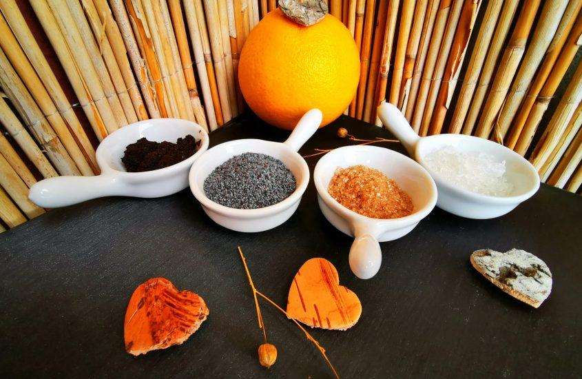 Domáci peeling z kávy, soli, cukru či maku - recepty